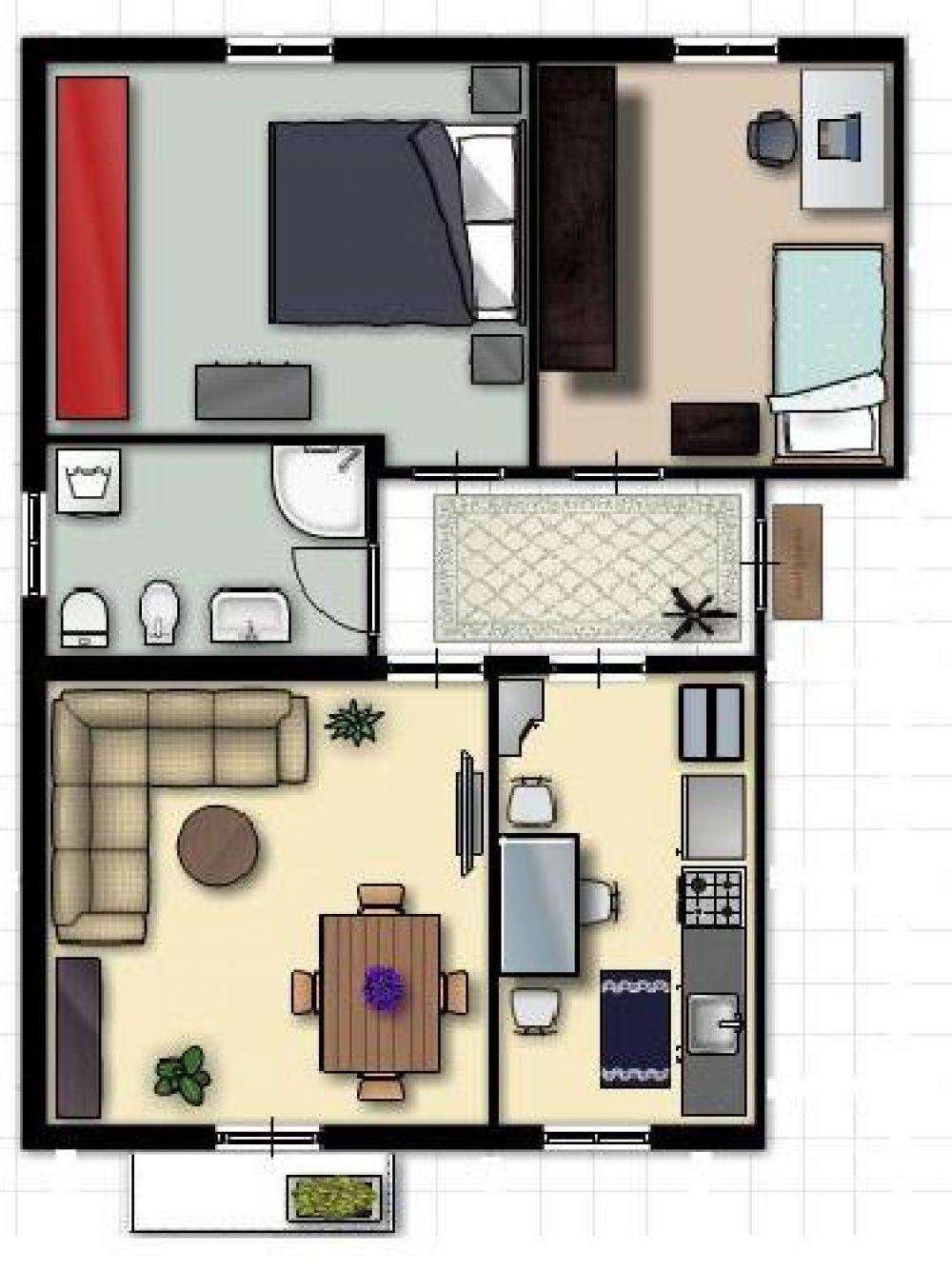 Fidenza appartamenti ristrutturati in palazzina da sei unita 39 for Case ristrutturate da architetti foto